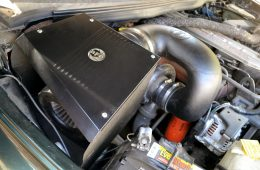 Hot Rod RV Intake: Installing an AFE Stage II Intake for Power and Performance