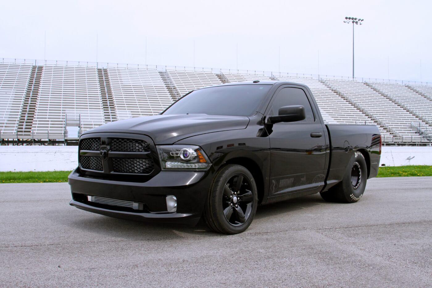 milliken s 2wd 2014 ram 1500 drag truck diesel world mag 2013 ram 1500 ...