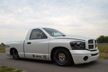 Half-Ton Terror: A 1,583-hp 6.4L Cummins packed into a Ram 1500