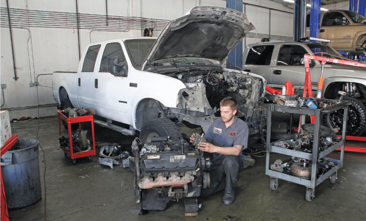 "Ford 7.3L Resurrection: A ""To The Bones"" Engine Rebuild"