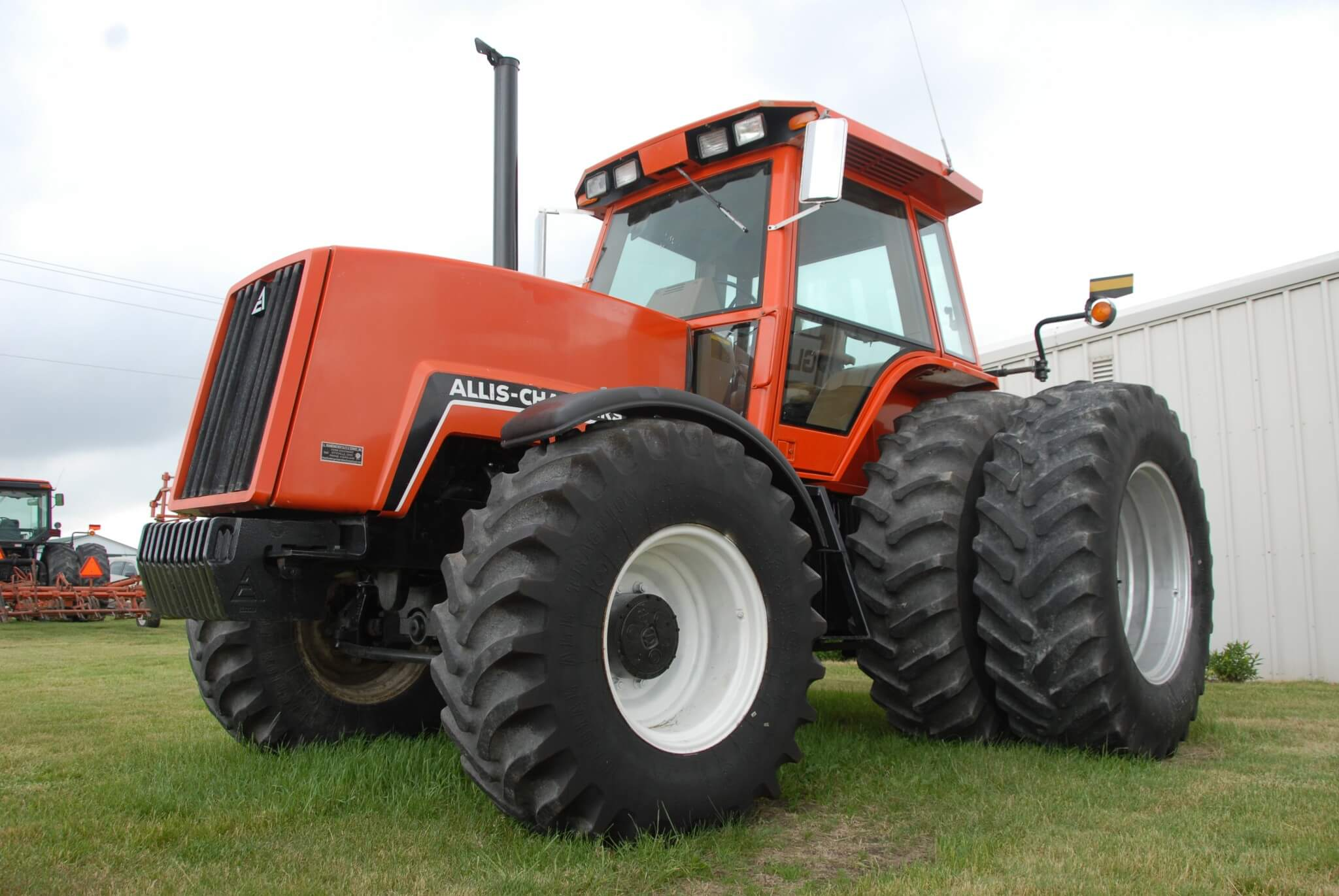 Tractor Talk Allis Chalmers 8070 Engine Diagram
