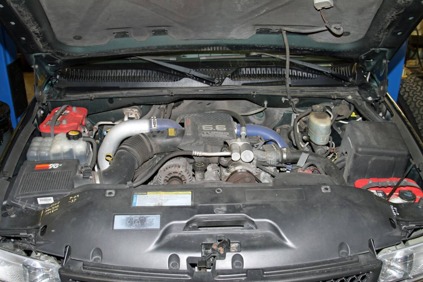 diy duramax fuel fix: rebuilding a leaky fuel filter head