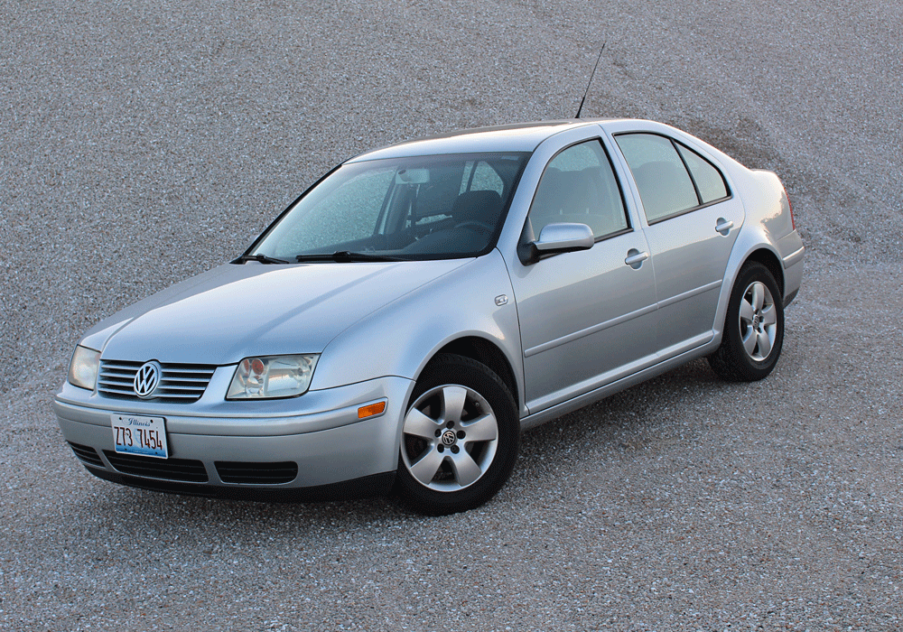 Diamond in the Rough: 2003 Jetta Upgrade