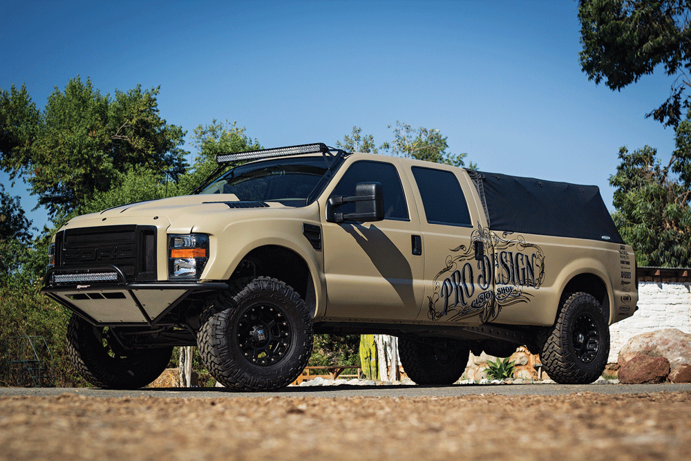 A Swap For The Win F 350 Cosmetics