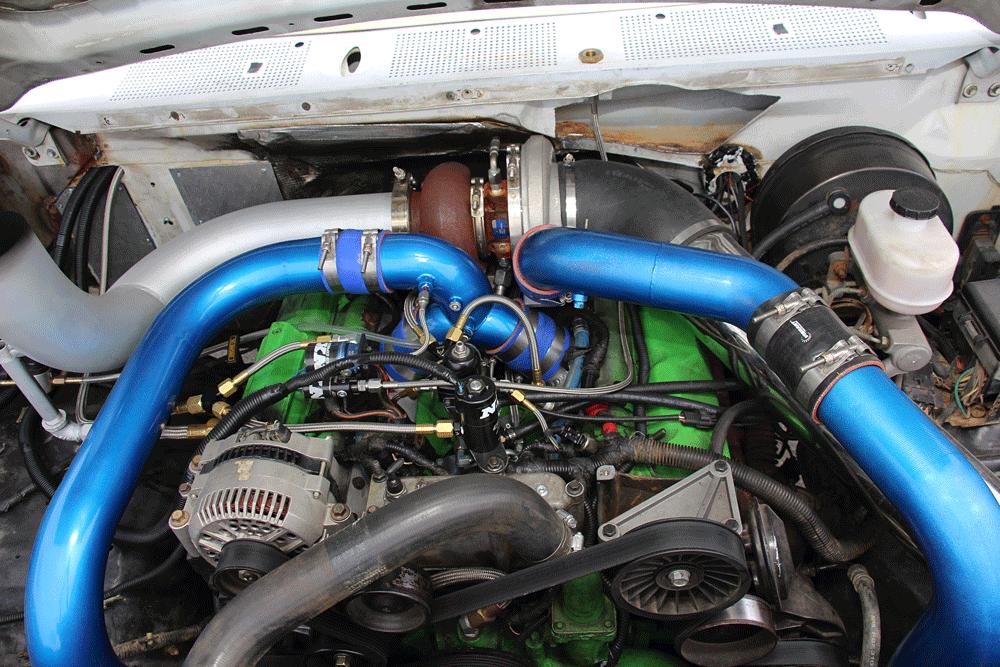 96 powerstroke intercooler kit