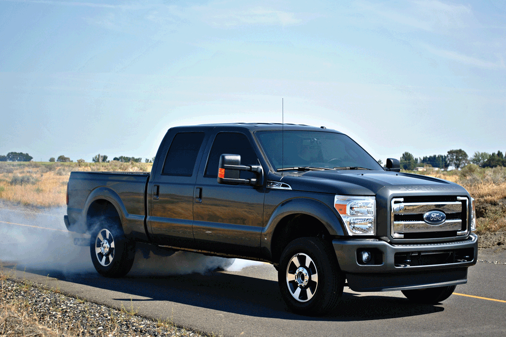 2015 Ford Power Stroke Emissions Friendly Power Upgrades Diesel World