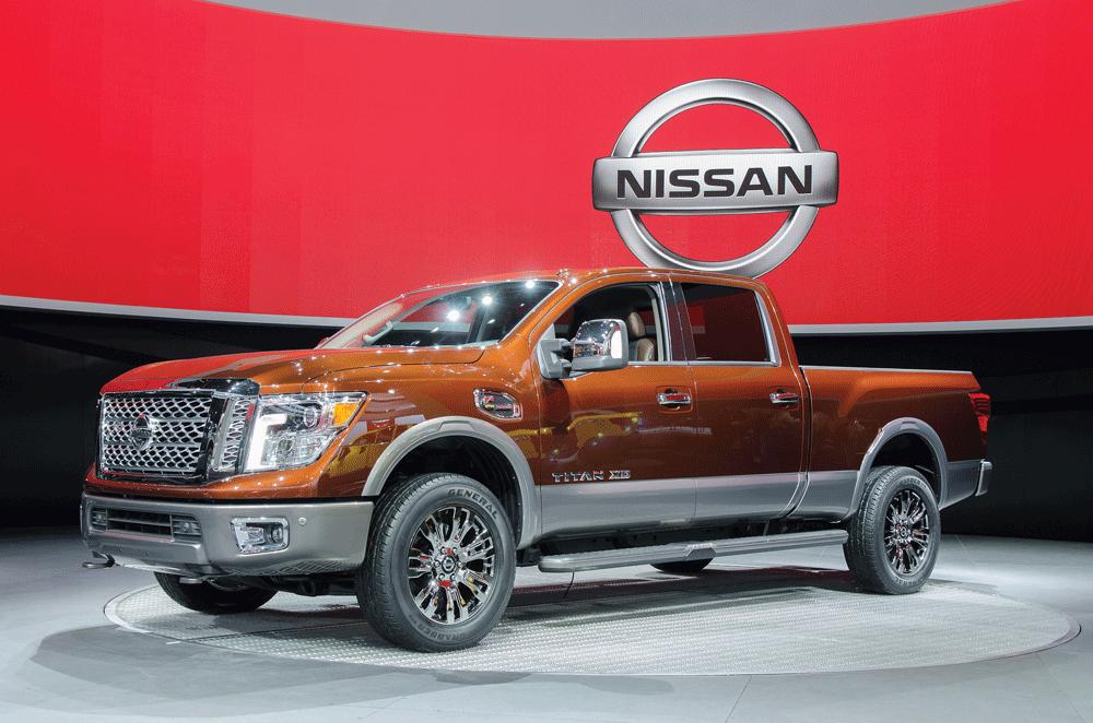 titan diesel review: nissan returns with cummins power