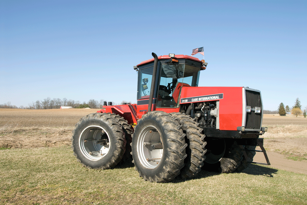 Rebadged: Case IH 9130 or Stieger Puma 1000