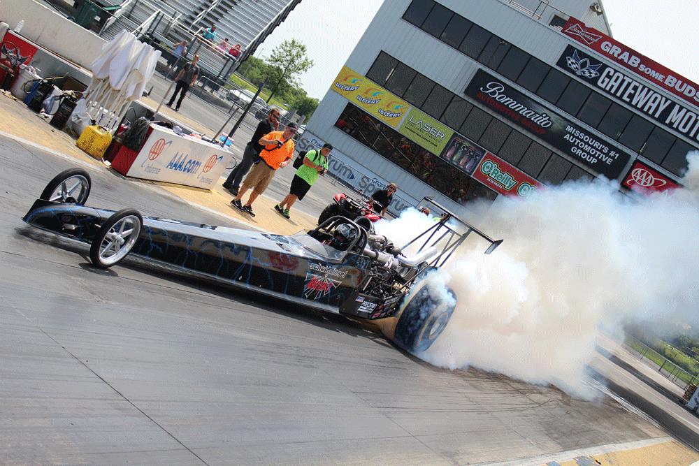 Diesels Invade Gateway Motorsports Park