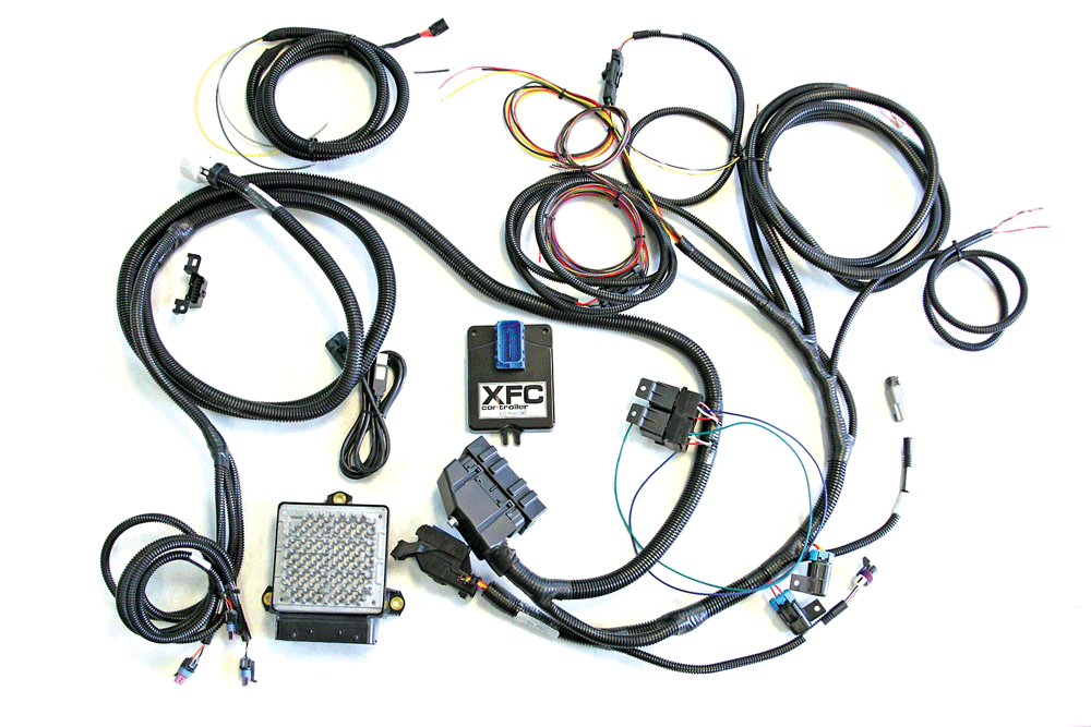 DW 1511 PRODS 14 everything you'll need to pull off a diesel conversion, plus a Ford Wiring Harness Kits at gsmx.co