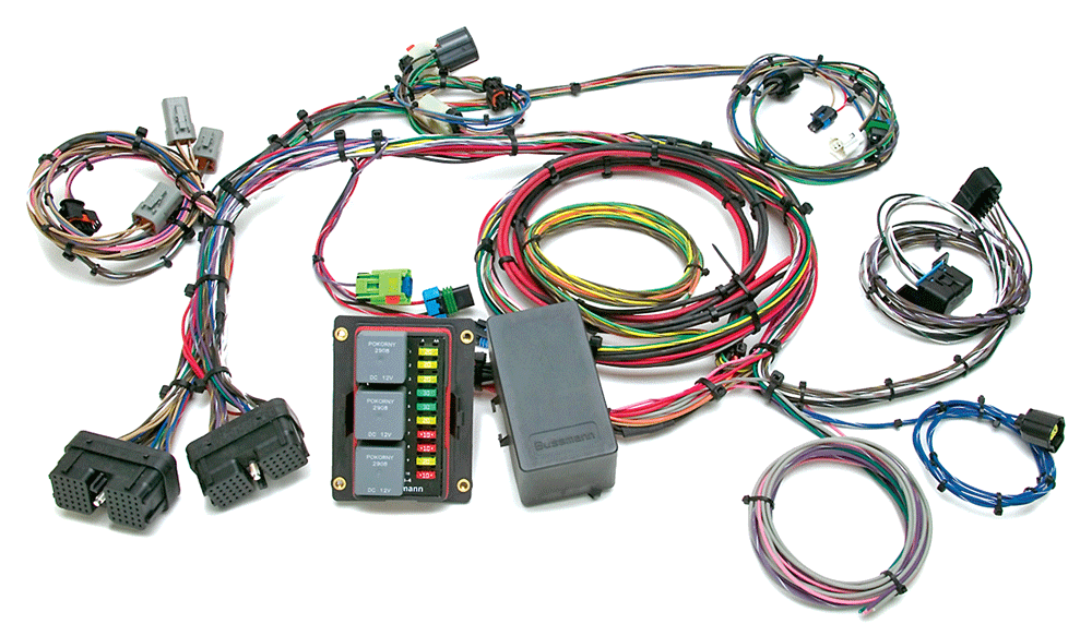 DW 1511 PRODS 20 everything you'll need to pull off a diesel conversion, plus a Ford Wiring Harness Kits at gsmx.co