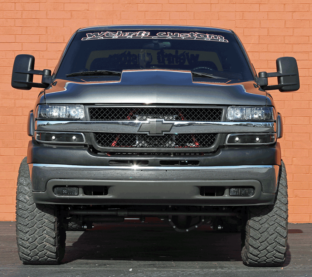 A 1 150 Hp Triple Turbo Lb7 Duramax