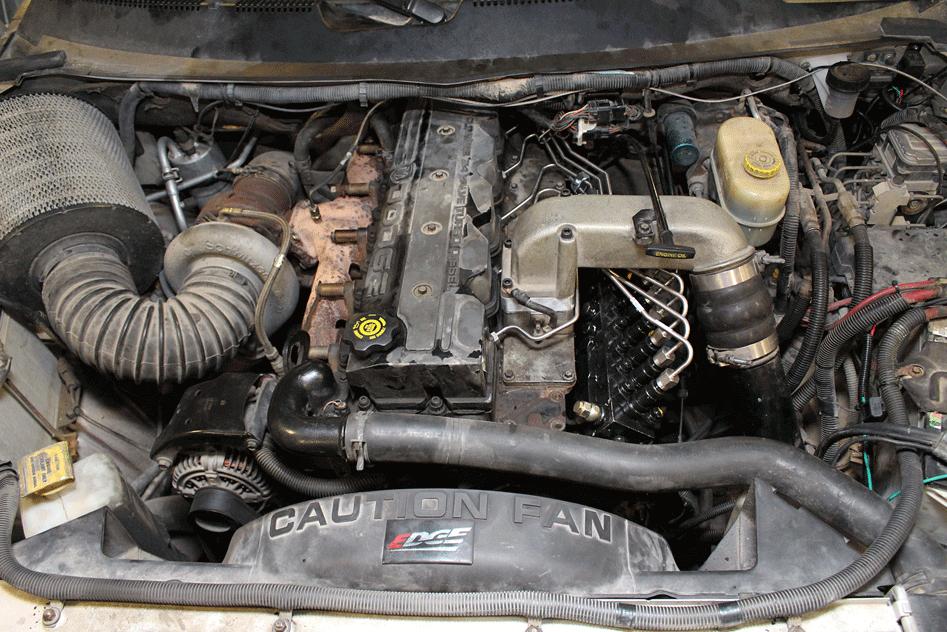 P Pump Swap Diesel World