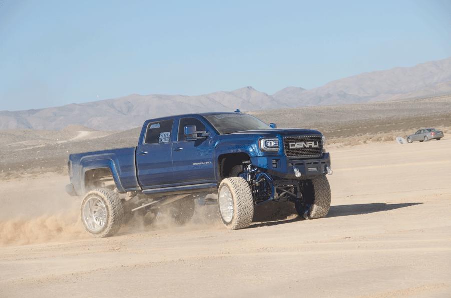 Diesel Brothers Denali >> Ridin High A Lifted 2015 Denali