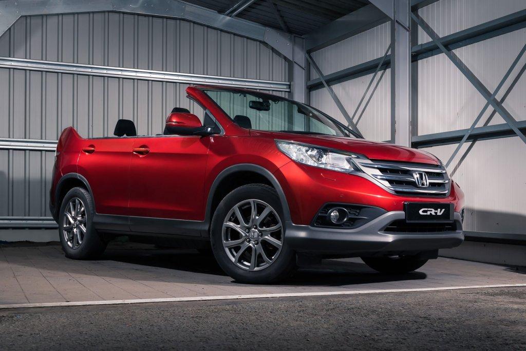 Honda-CR-V-Roadster