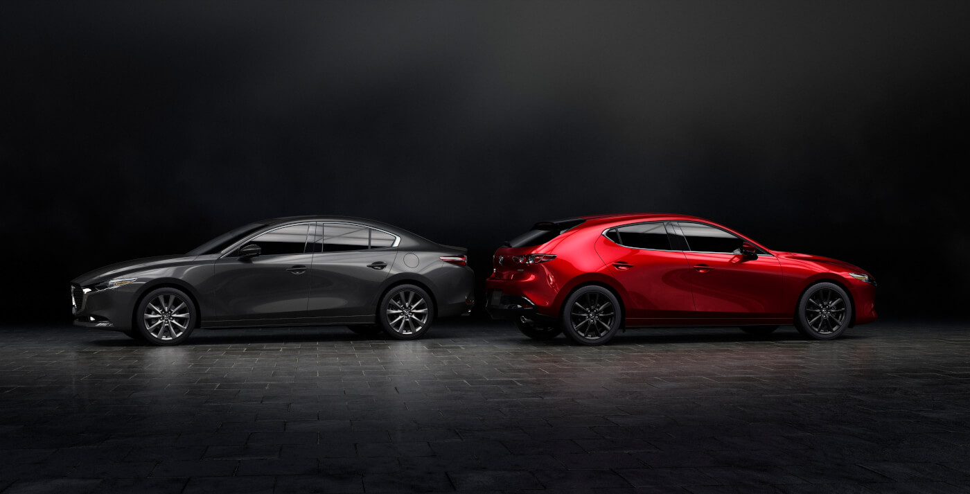 All images courtesy of Mazda USA