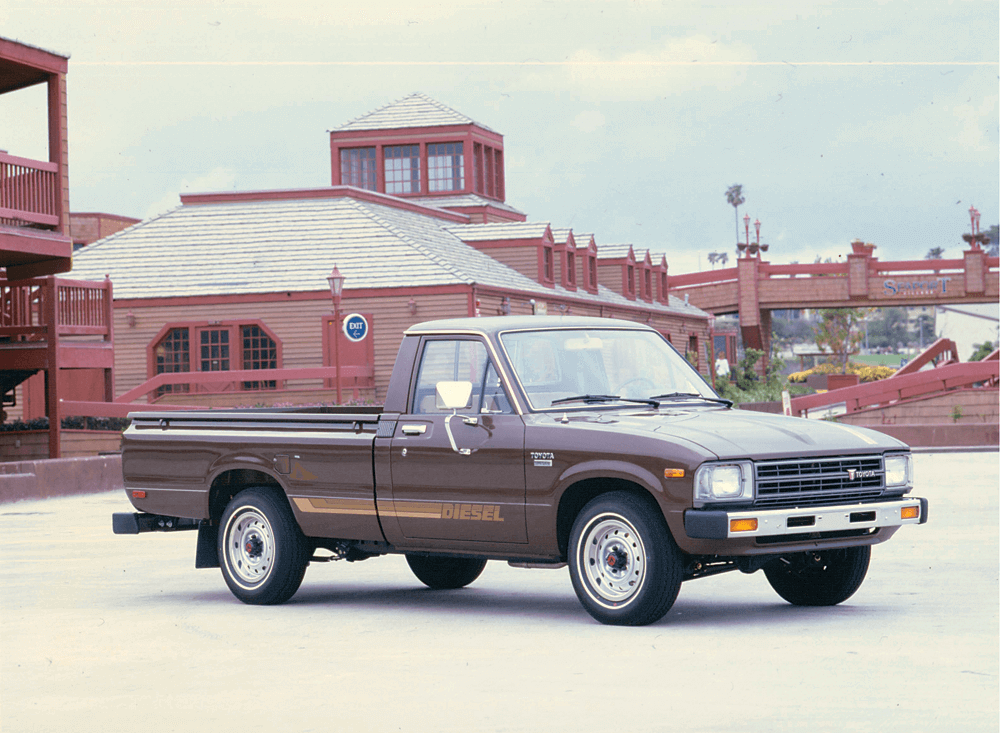 Toyota Diesel Truck >> Vintage Diesel Light Trucks Part One