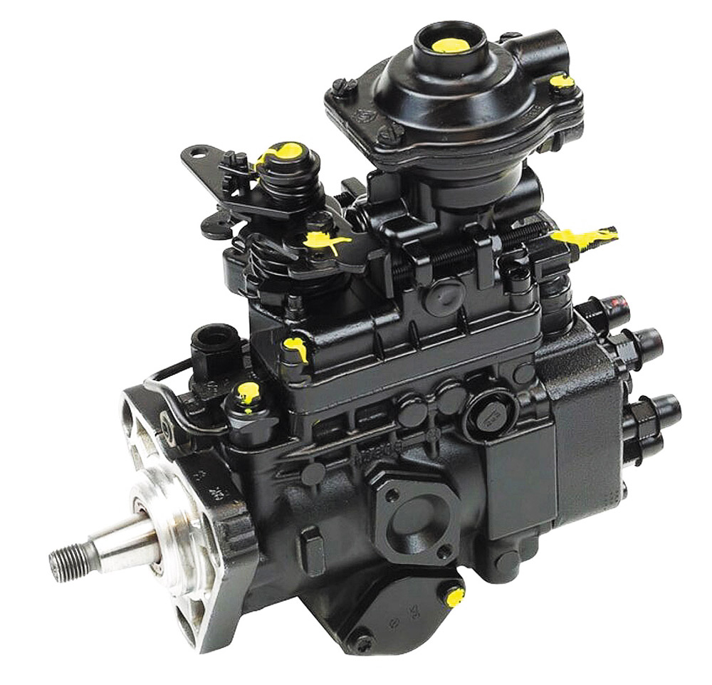 Dodge Cummins Bosch VE injection pump