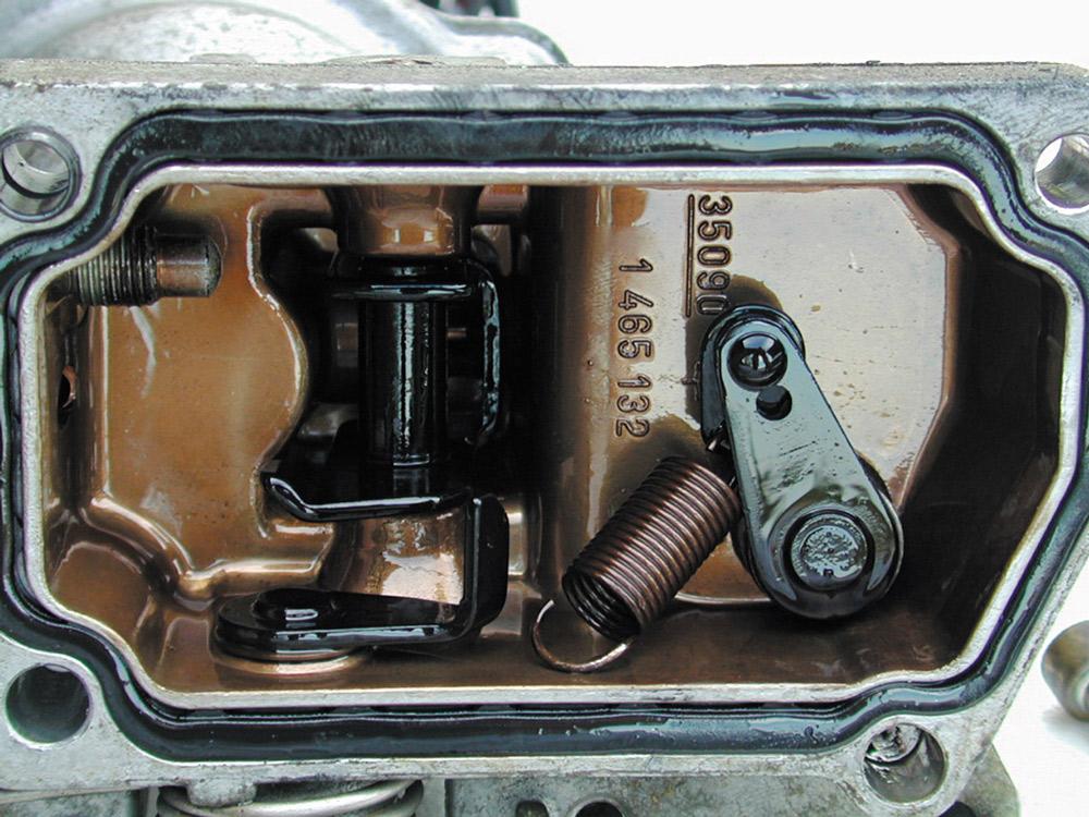 5.9L Cummins VE pump 3,200-rpm governor spring