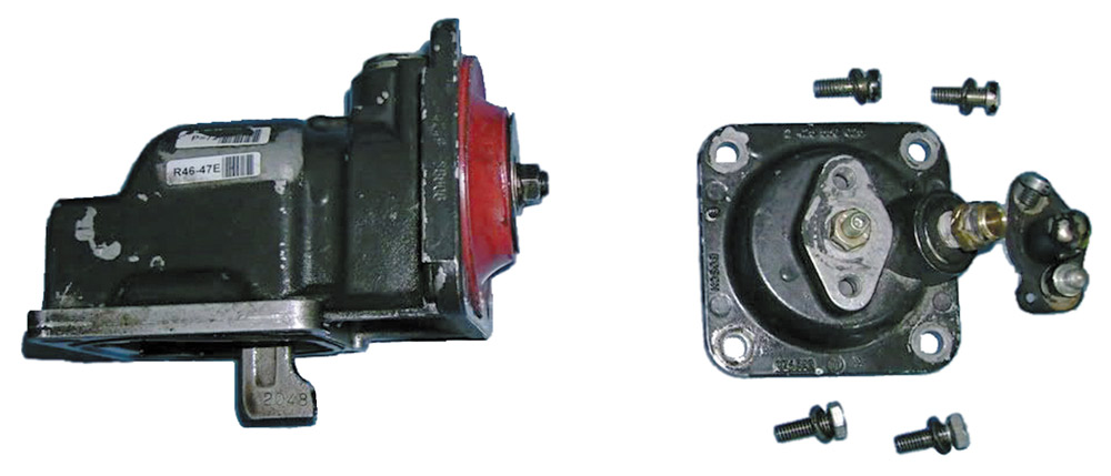 Air Fuel Control and Aneroid unit for Cummins P7100