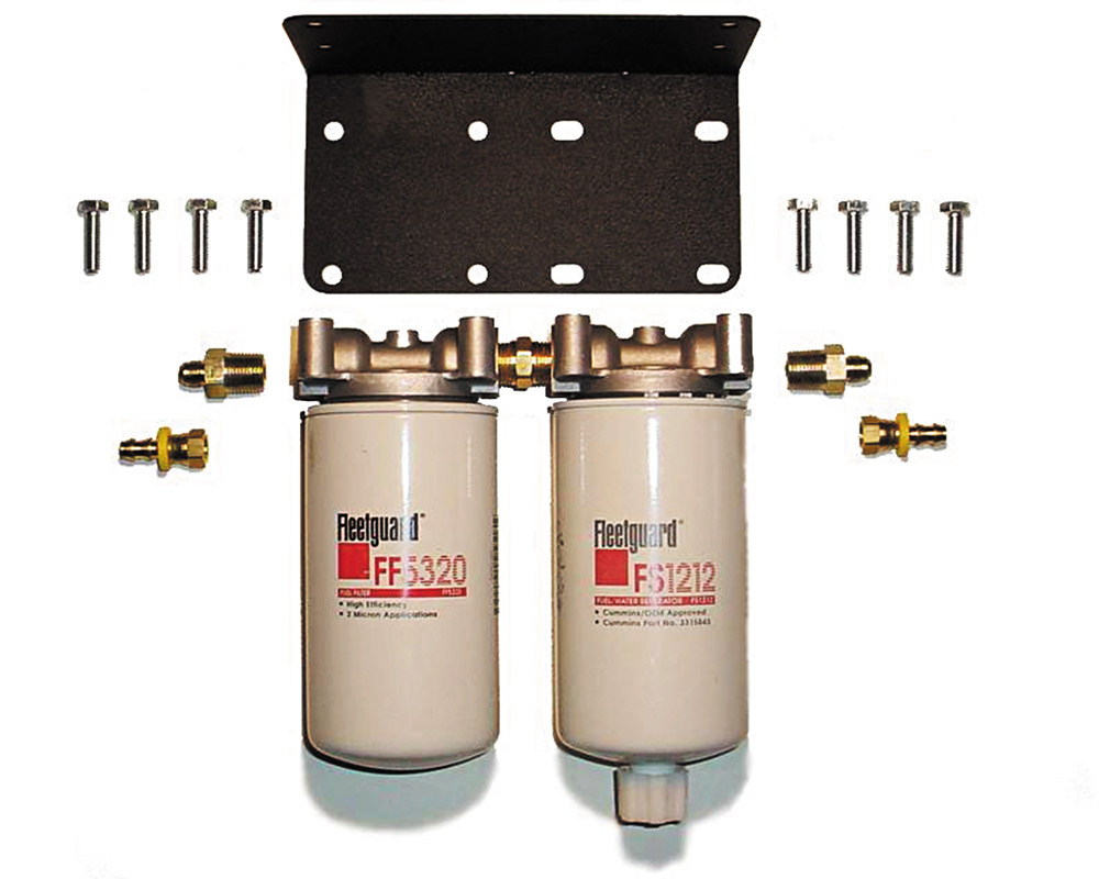 Fleetgaurd FF5320 and FS1212 Cummins Fuel Filter