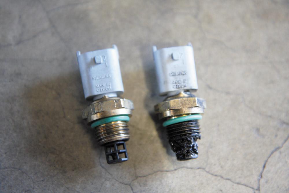 Ford Power Stroke 6.0L Intake Air Temperature Sensor