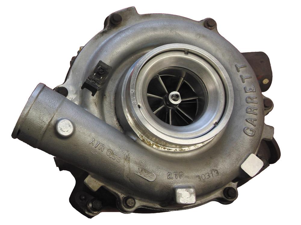 Ford 6.0L Garrett GT3782VA Turbocharger