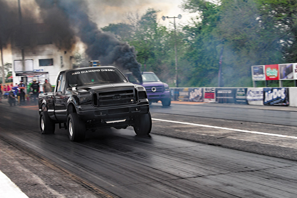 Austin Denny's 6.0L Ford Super Duty Power Stroke