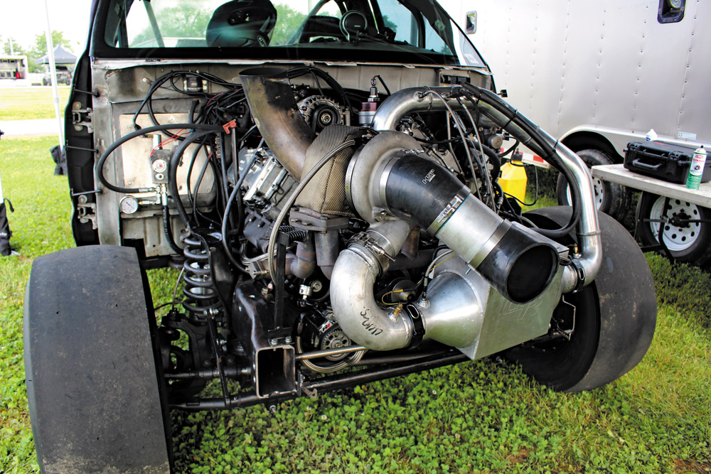 KC Turbos 5.90 Super Duty