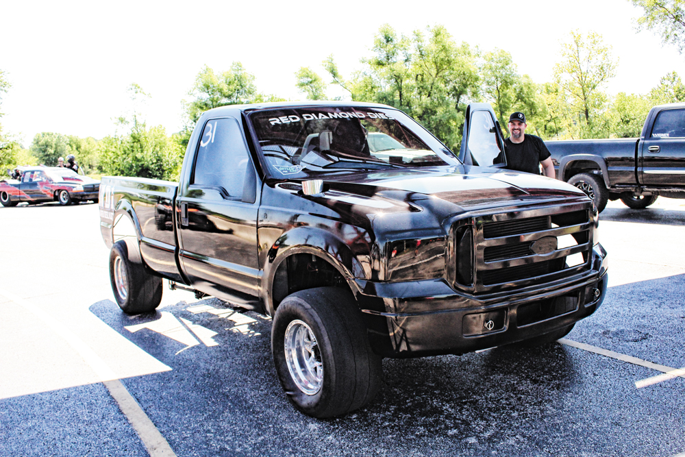 Single cab, 2006 Ford, 6.0L Powerstroke