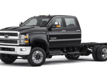 Chevrolet Unveils the 2019 Silverado 4500HD, 5500HD and 6500HD a