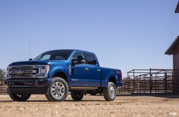2022 Ford Super Duty Limited
