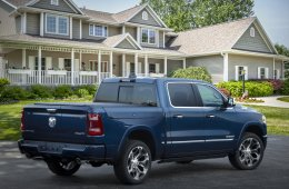 2022 Ram 1500 Limited 10th Edition front three-quarters