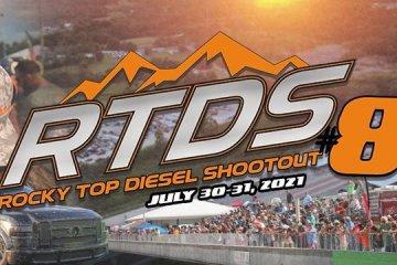 Rocky Top Diesel Banner